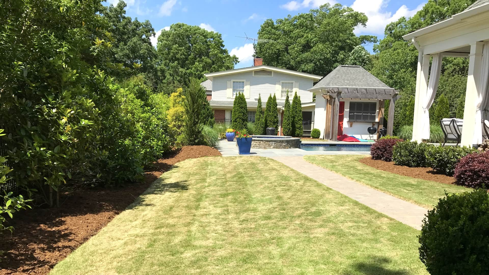 justgreen lawn care raleigh